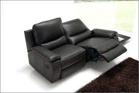 2 seat reclining leather sofa stupendous two recliner sofa small 2