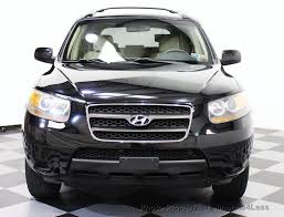2007 used hyundai santa fe awd santa fe gls suv 5 speed manual
