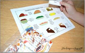 order thanksgiving dinner thanksgiving activities for upper elementary teaching to inspire