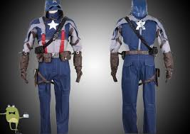 steven rogers captain america costume sale by cosplayfield