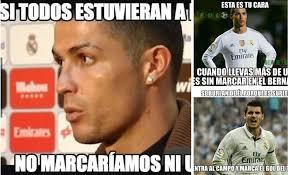 Cristiano Ronaldo Meme - cristiano ronaldo el centro de las burlas en los memes del real