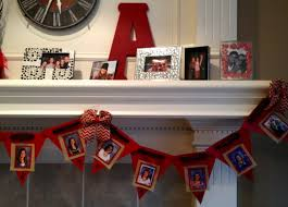Arkansas Razorback Home Decor by Graduation Party Ideas Joyful Scribblings