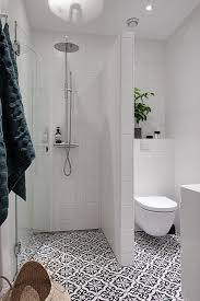 Open Shower Bathroom Design Best 25 Small Bathrooms Ideas On Pinterest Small Master