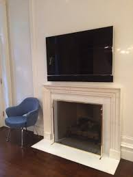 jamb fireplaces in america