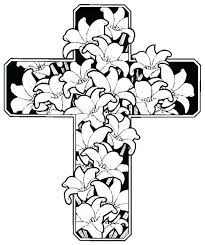 awesome coloring pages of crosses or awesome coloring pages