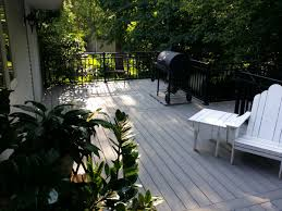 Beautiful Decks And Patios by Vinyl By Design Decking Vinyl By Design