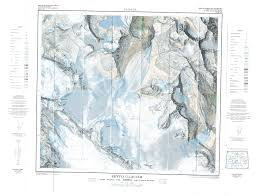 Banff National Park Map Fluctuations Of Glaciers Maps U2013 World Glacier Monitoring Service