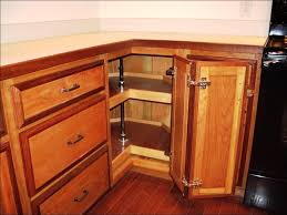 Kitchen Corner Storage Cabinets Kitchen Corner Kitchen Cabinet Storage Ideas Blind Corner