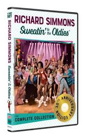 richard simmons sweatin u0027 to the oldies the complete collection