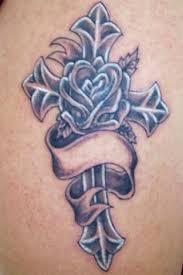 cross tattoos tatting and tatoos