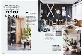 Modern Retro Home Design Modern Retro Home As Seen In Inside Out Magazine