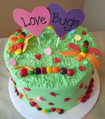 love bugs valentines u0027 cake