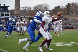 football thanksgiving day football montclair hs finishes season defeating bloomfield in