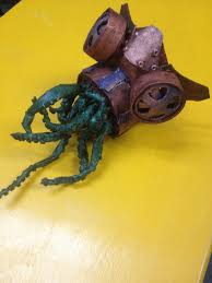 how to make a cthulhu gas mask album on imgur