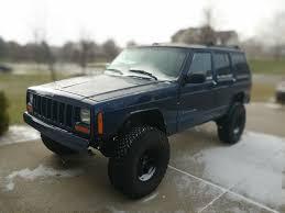 jeep cherokee modified jeep cherokee xj