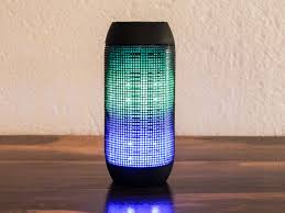 light up portable speaker this bluetooth speaker s led lights dance to the music with you