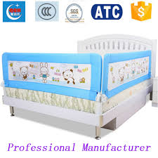 Bed Rail Toddler Two Sides Baby Bed Rail Children Bed Guard Kids Bed Fence In Gates