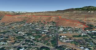 Map Of St George Utah by A Quick Fun Hike Right In Downtown St George From Aaron U0027s