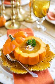 thanksgiving pumpkin soup best cheap weight loss food