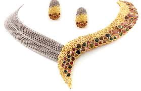 ladies gold necklace images Gold necklaces for women pinkous jpg