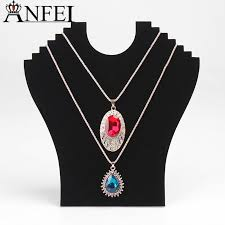 necklace jewelry display stand images Anfei 5 style jewelry stand ring display shelf jewelry holder jpg