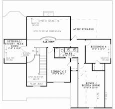 Media Room Plans - english country style house plans plan 12 747