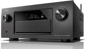 small home theater receiver denon avr x7200w av receiver review sound image review avhub