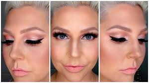 eyebrow tutorial how to fill in blonde thin brows youtube