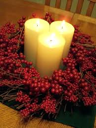 christmas centerpieces with candles u2013 slowlie net sweet centerpieces