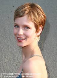 cropped hairstyles with wisps in the nape of the neck for women hairstyle with hair cropped short in the nape and around the ears