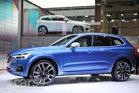 new volvo xc60 looks even more convincing on volvo u0027s stand in