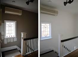 a bright white hallway rambling renovators