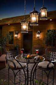 Patio Lighting Catchy Patio Lighting Ideas Representing Energetic Outdoor Area