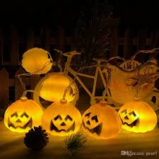 Halloween Lights 2017 High Quality Lanterns Led Halloween Light String Double Sided