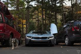Bmw I8 Next Generation - thunder and lightning bmw i8 review the verge