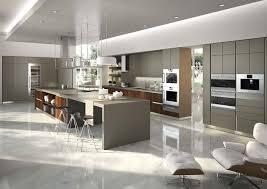 cuisine designer italien cuisine moderne design image de italien avec armoires noires 16 en