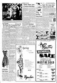 Abilene Reporter News From Abilene Texas On March 10 1955 by Abilene Reporter News From Abilene Texas On January 25 1956