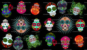 girly wallpapers for computer sugar skull desktop wallpaper sugar skull wallpapers for pc hvga