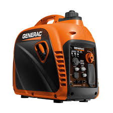 500 watt battery powered lithium ion portable generator in black