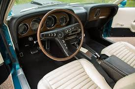 1969 Ford Mustang Interior 1969 Ford Mustang Mach 1 428 Scj At Art U0026 Speed Blog Mcg