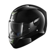 Motorcycle Helmet Lights Shark Skwal Led Motorcycle Helmet Light Up Motorbike Full Face