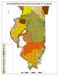 Wisconsin Illinois Map by Education