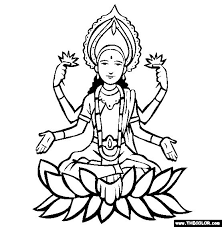 21 goddess coloring pages images coloring