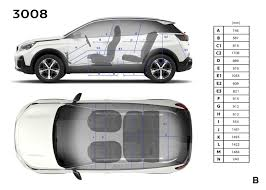 new peugeot cars 2017 new peugeot 3008 2016 2017 interior dimensions photos and