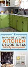 best 25 green kitchen decor ideas on pinterest green home
