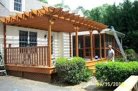 pergola front porch pergola as front porch front porch pergola