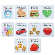baby books online where to buy teeny baby educational baby books set of 10 multicolor