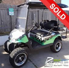 green black ezgo rxv gas golf cart golf cart zone of austin