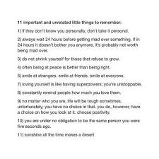 11 Things I Refuse To 11 Things To Remember The Black Of Depression