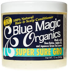 Hair Growth Products At Walmart Amazon Com Blue Magic Super Sure Hair Growth Product 12 Ounce